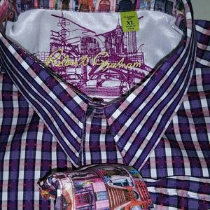 Robert Graham men's shirts long sleeve